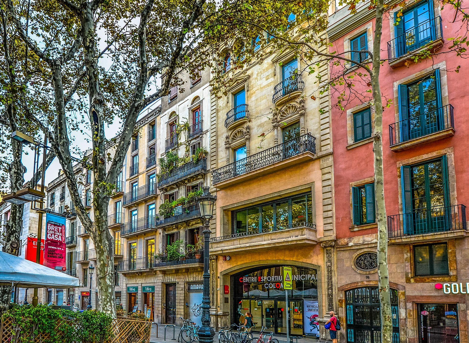 Vacante Barcelona