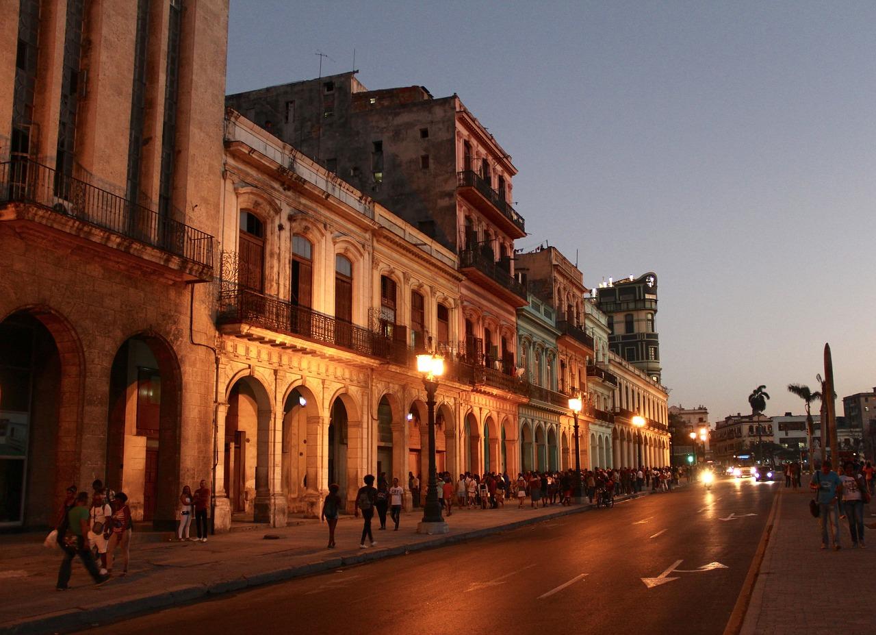 Vacante Cuba