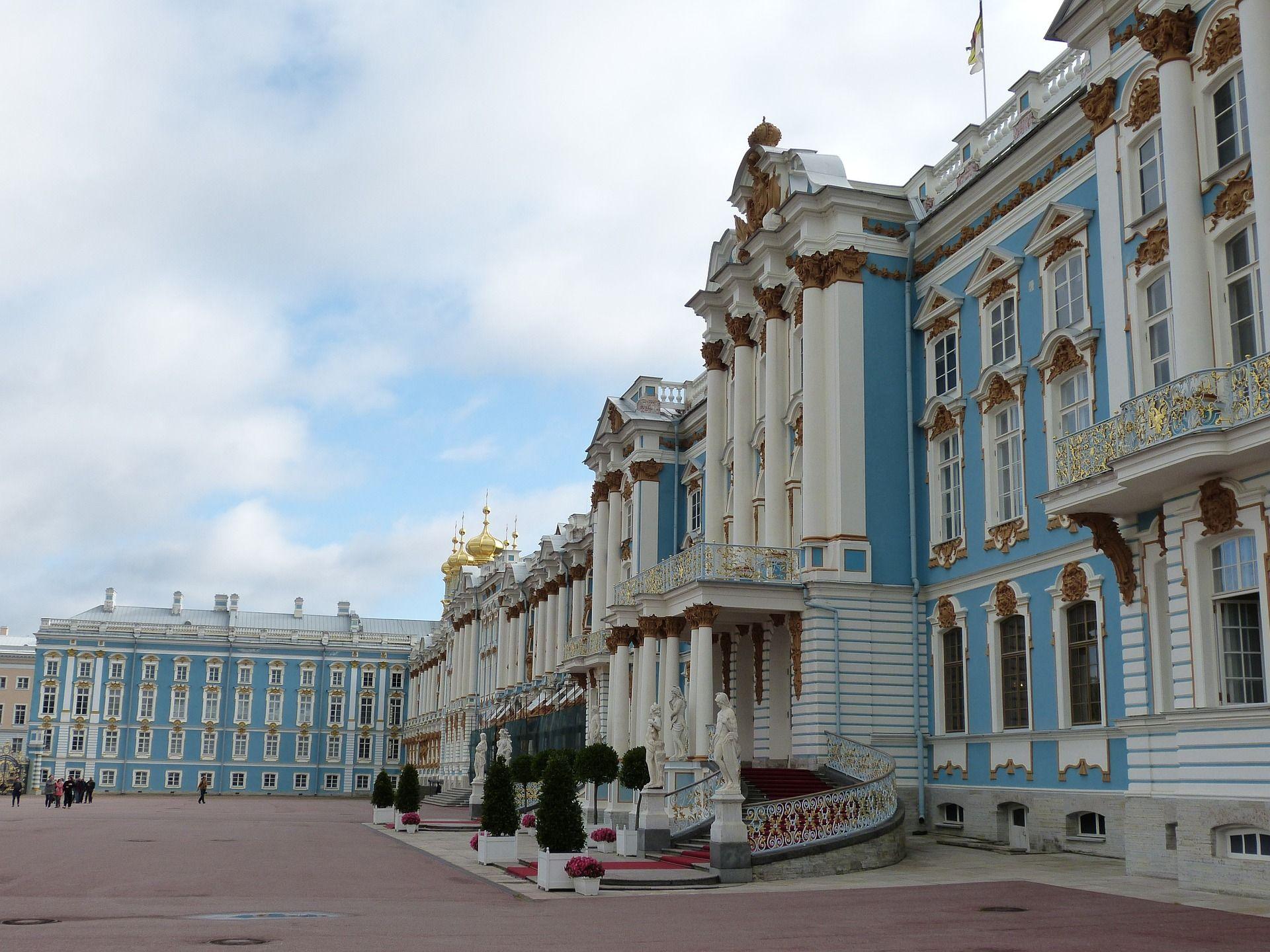 Excursii Rusia