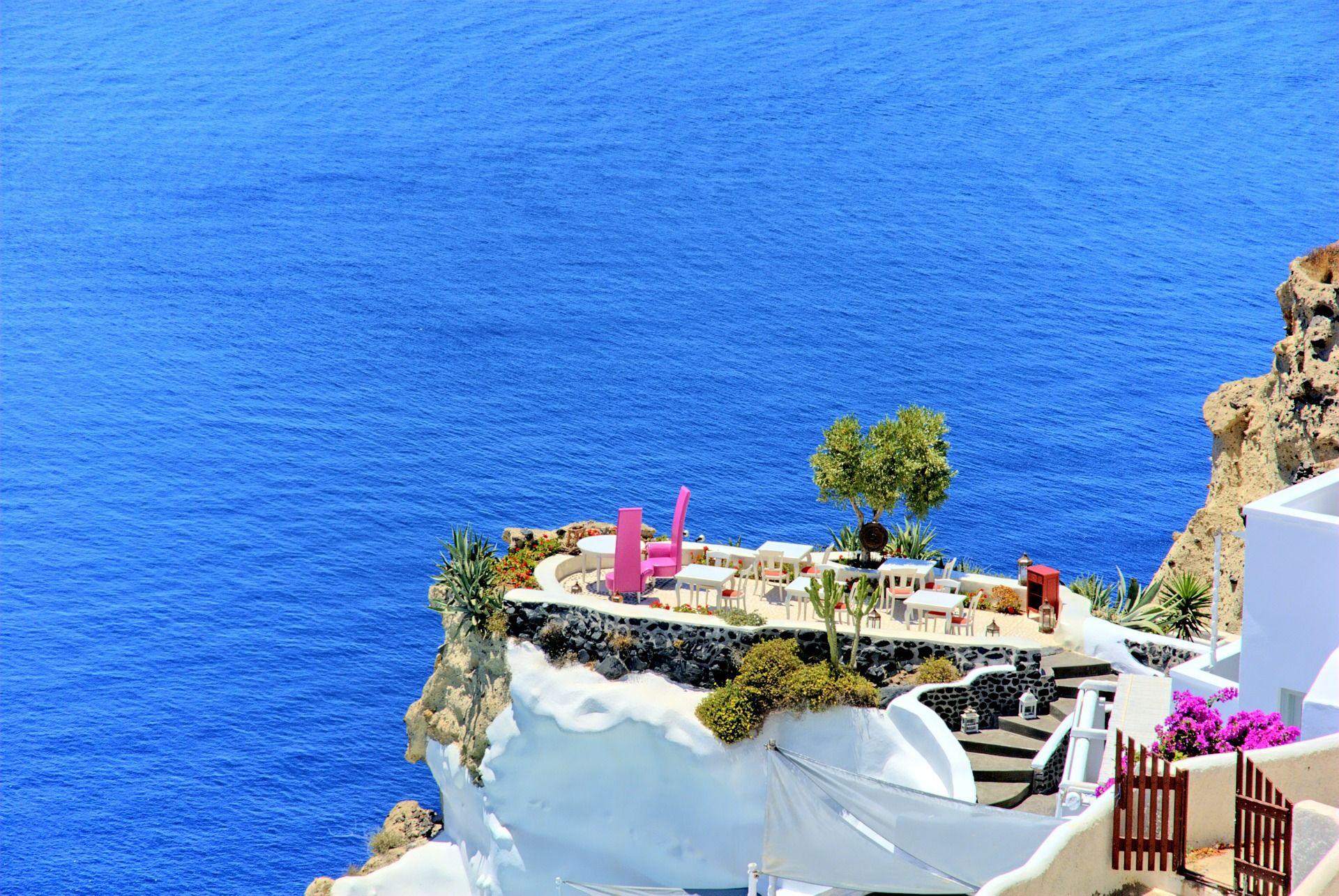 Vacante Santorini