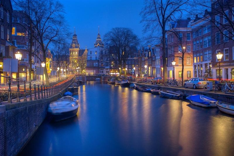 1 decembrie la Amsterdam