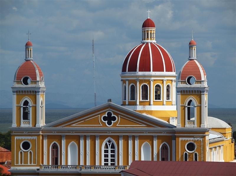 America Centrala Marele Tur