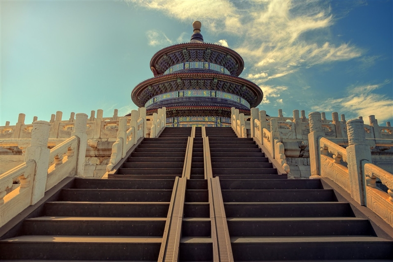 China Marele Tur