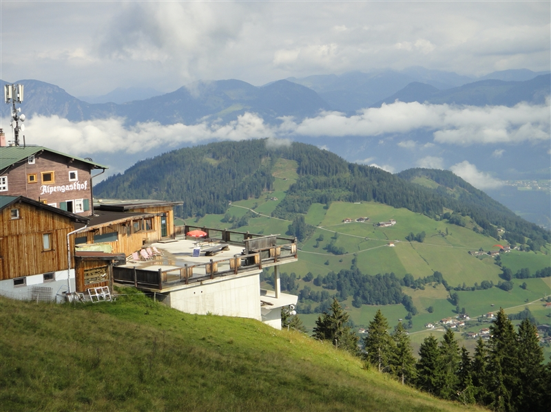 Circuit Austria si sejur in Tirol