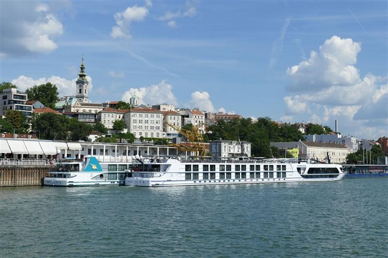 Circuit Belgrad - Bratislava - Budapesta