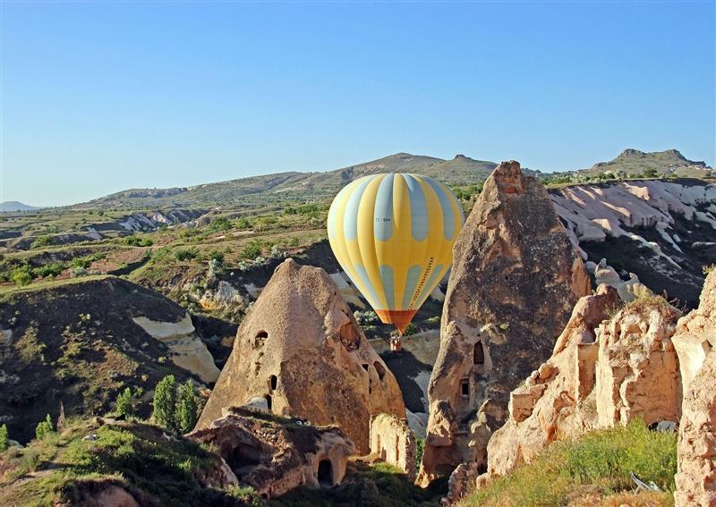 Circuita Cappadocia Ankara Istanbul