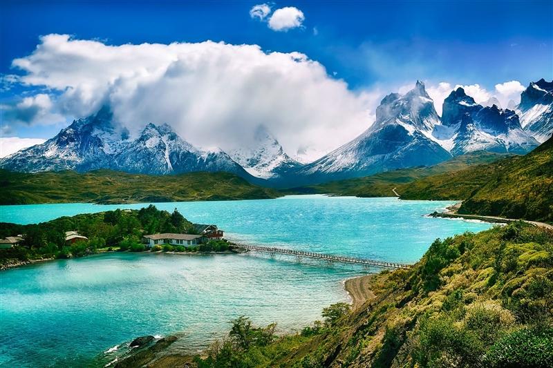 Circuit Chile si Insula Pastelui