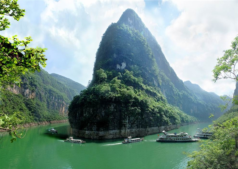 Croaziera Yangtze
