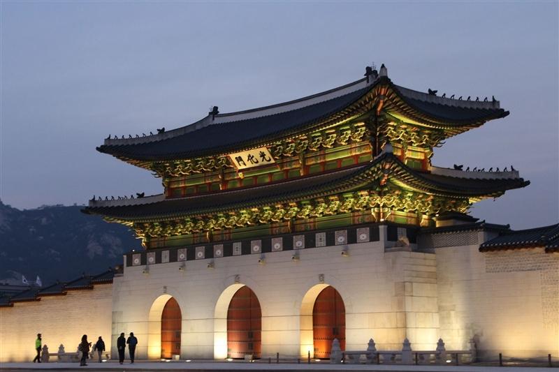 Circuit Coreea de Nord - Coreea de Sud