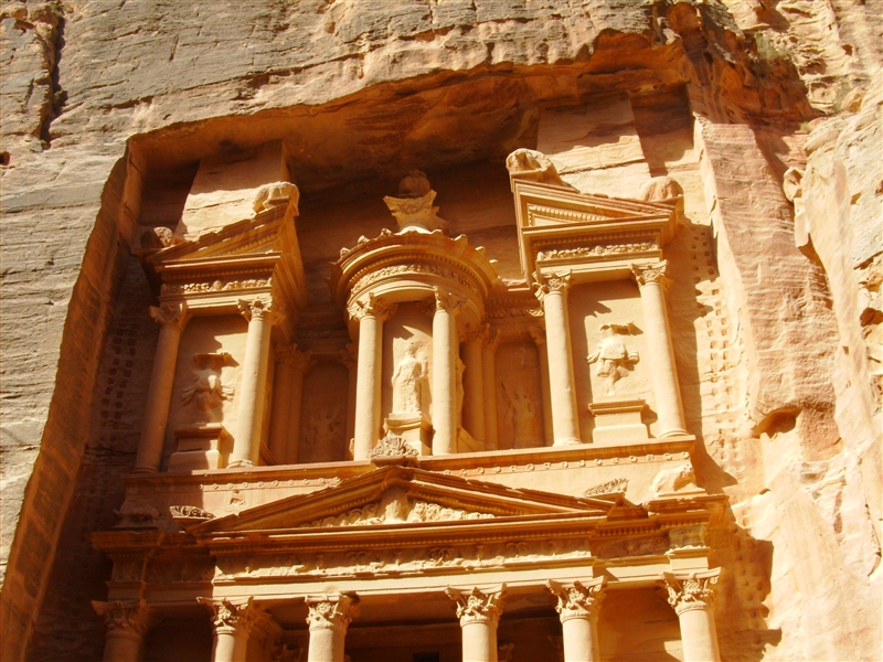 Iordania, Petra
