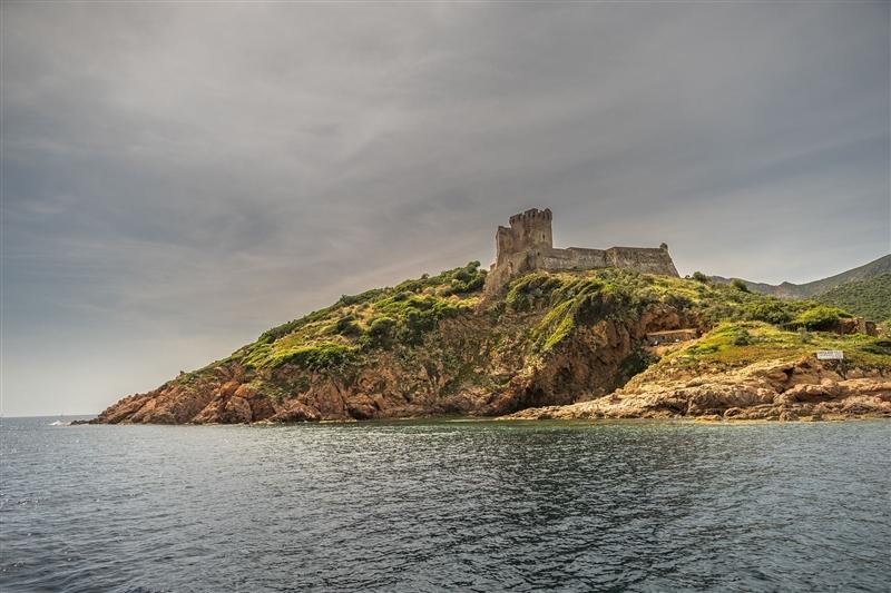 Circuit Corsica Sardinia