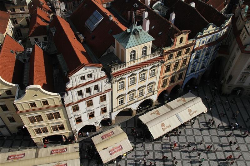 Circuit Praga Viena Budapesta