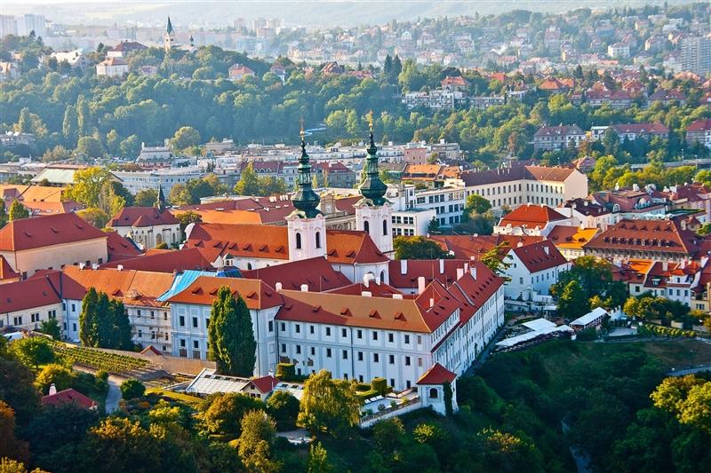 Circuit seniori Praga - Viena - Budapesta