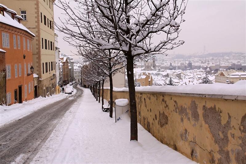 Craciun la Praga