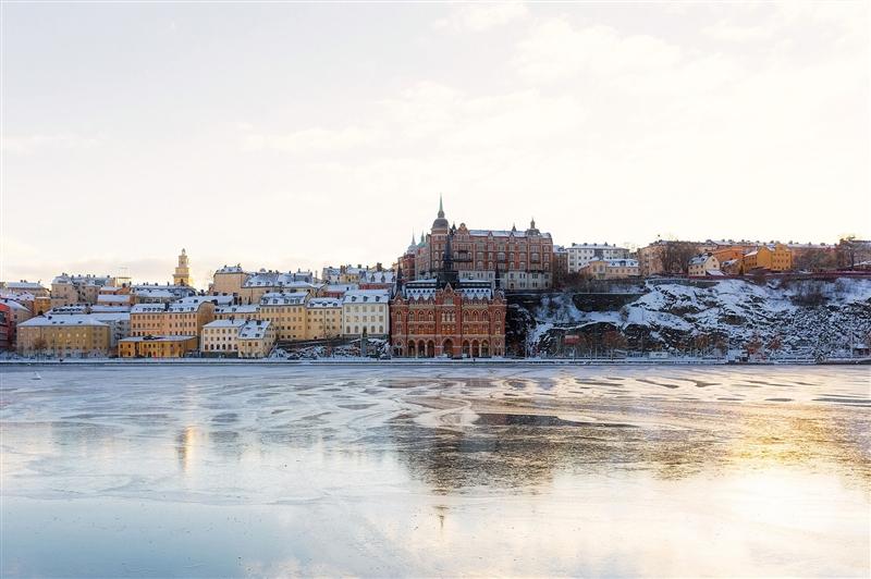Piata de Craciun Stockholm