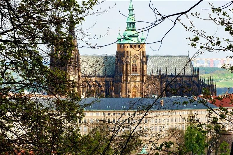 Paste la Praga - Orasul de Aur