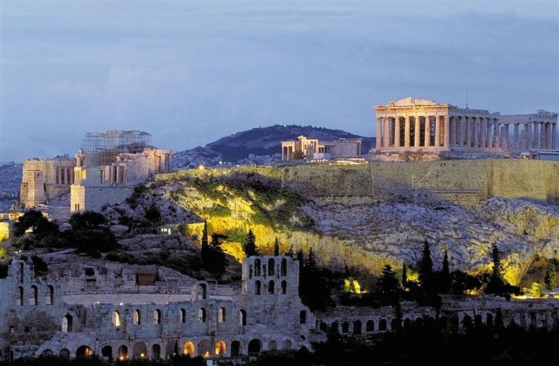 Piata de Craciun Atena