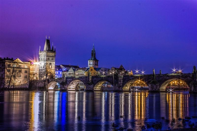 Praga - Piata de Craciun