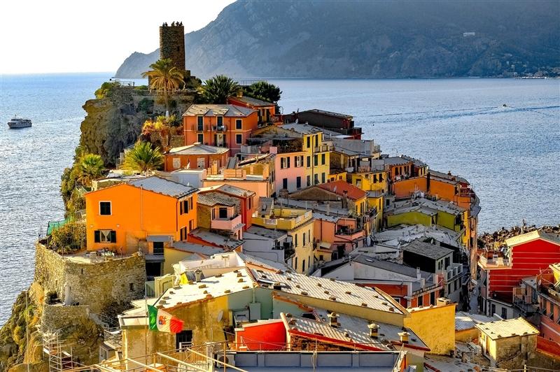 Program social Toscana Cinque Terre