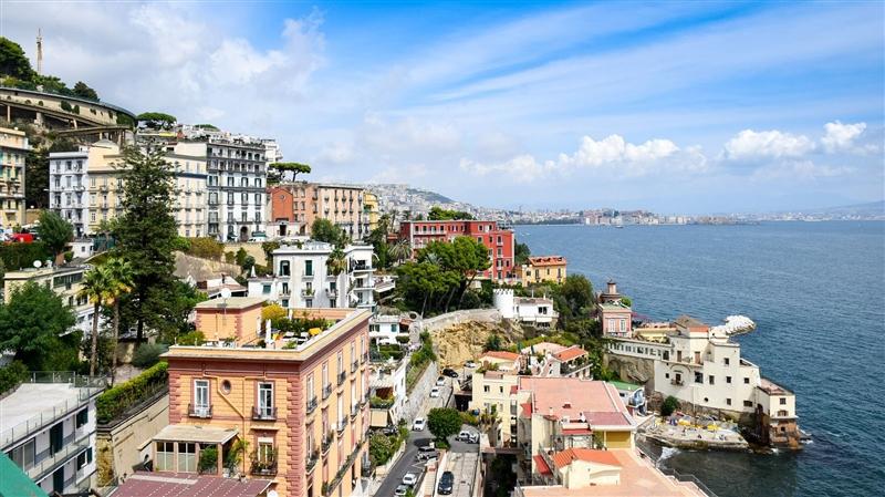 Program social Napoli Coasta Amalfitana