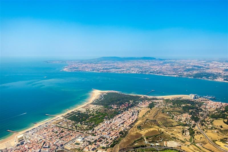 Program social Portugalia - Costa da Caparica