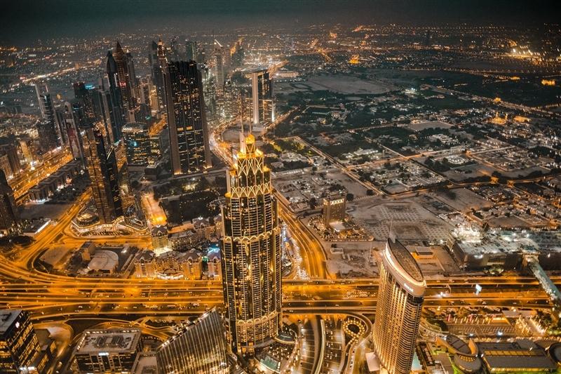 Revelion 5* in Dubai