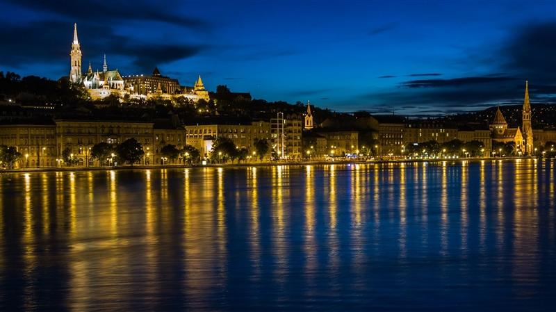 Revelion Budapesta