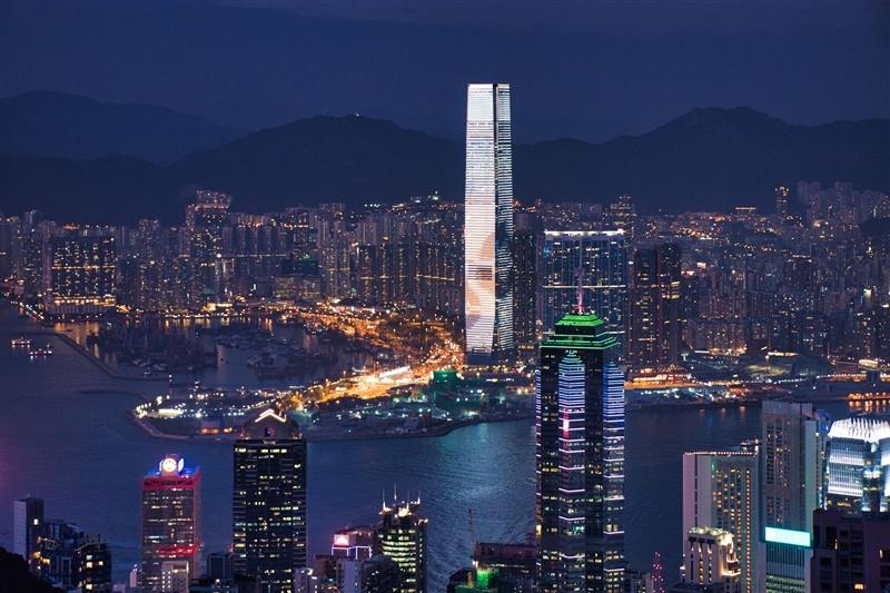 Revelion Hong Kong si Macao