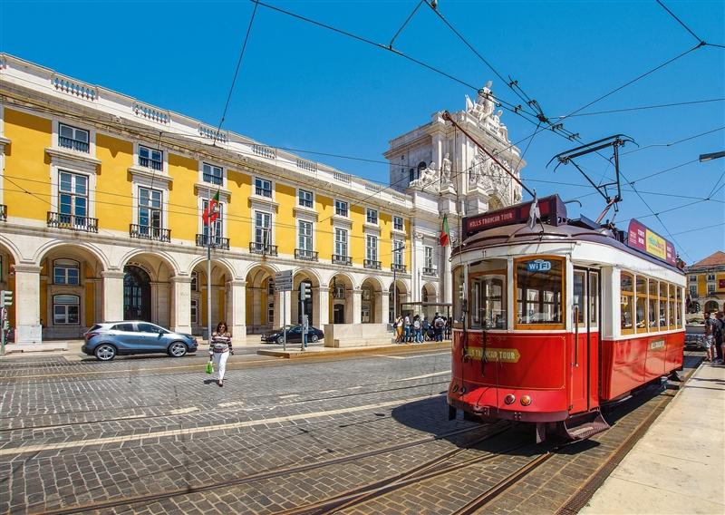 Revelion in Portugalia