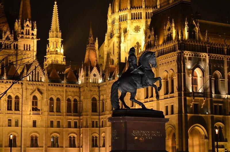 Revelion la Budapesta