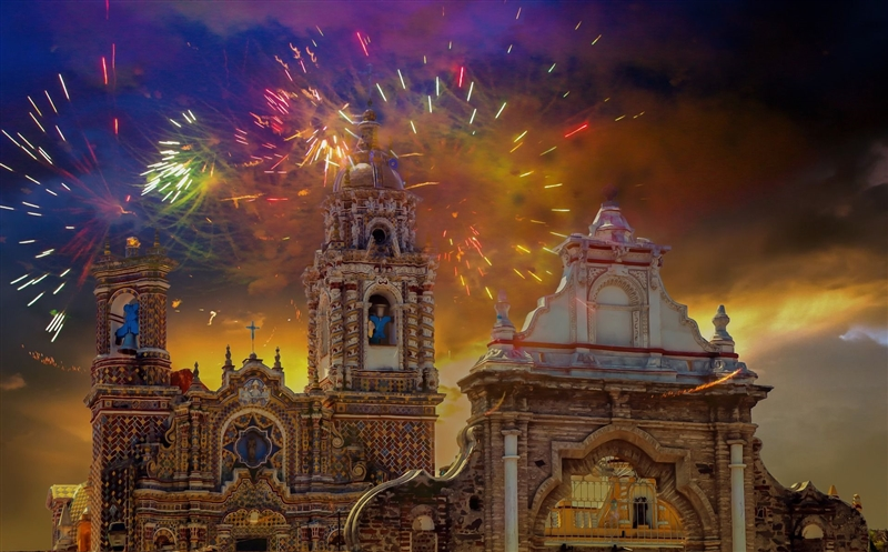 Revelion Mexic
