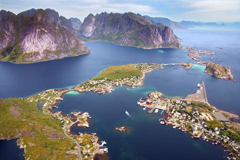 Fiordurile Norvegiei