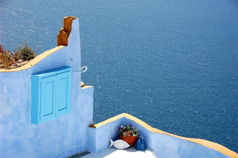 Sejur charter Santorini