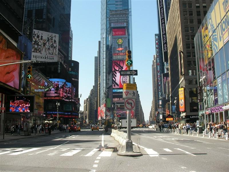 Shopping la New York