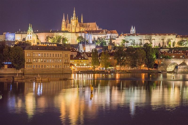 Targul de Craciun Praga