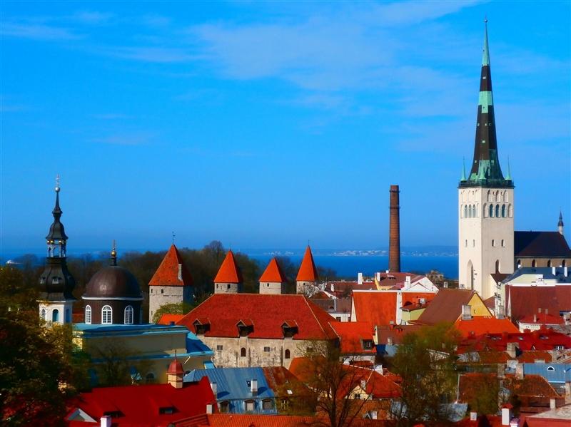 Vacanta Estonia - Tallinn