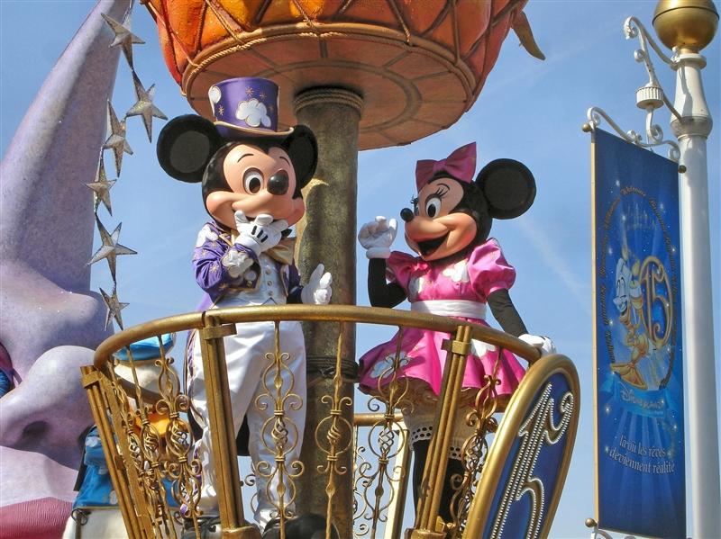 Vacanta Disneyland septembrie