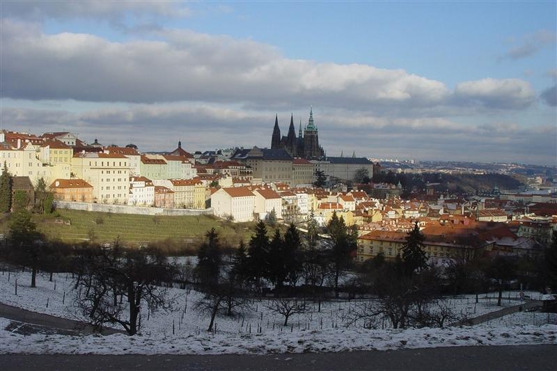Vacanta Praga