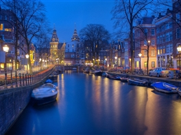 1 decembrie la Amsterdam · 1 Decembrie la Amsterdam