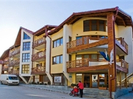 APART HOTEL EAGLES NEST · APART HOTEL EAGLES NEST