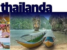 THAILANDA - FARMECUL MARII ANDAMAN · THAILANDA - FARMECUL MARII ANDAMAN 2017 pachet 10 zile plecare Bucuresti zbor Qatar Airways