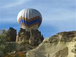 Cappadocia - Paste, 1 Mai, Rusalii · Cappadocia - Paste, 1 Mai, Rusalii