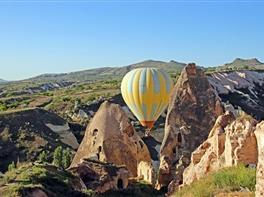 Circuit Cappadocia - Ankara - Istanbul · Circuit Cappadocia - Ankara - Istanbul