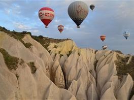 Circuit Cappadocia si Riviera Mediteranei · Circuit Cappadocia si Riviera Mediteranei