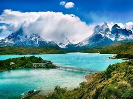 Circuit Chile si Insula Pastelui · Circuit Chile si Insula Pastelui