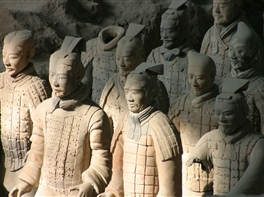 Circuit China - Soldatii de Teracota · Circuit China - Soldatii de Teracota