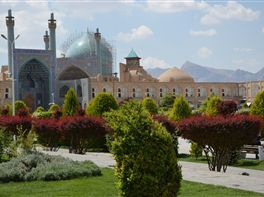 Circuit Iran - Comorile Persiei · Circuit Iran - Comorile Persiei