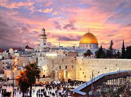Circuit Israel - Egipt - Iordania 9 zile · Circuit Israel - Egipt - Iordania 9 zile
