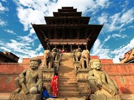 Circuit Nepal - India 16 zile · Circuit Nepal - India 16 zile