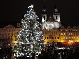 Craciun la Praga · Craciun la Praga
